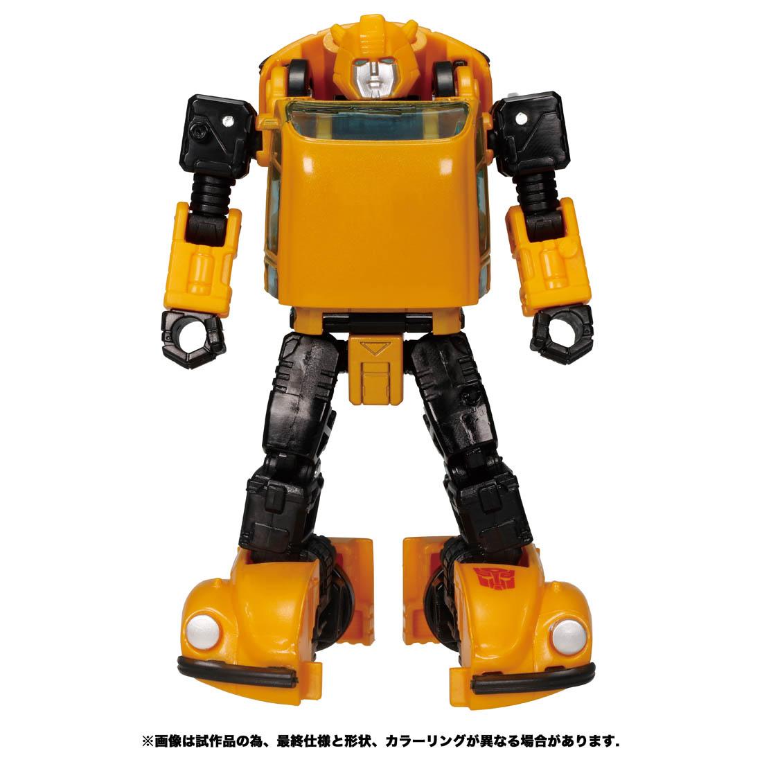 トランスフォーマー ウォーフォーサイバトロン『WFC-09 バンブルビー』可変可動フィギュア-004