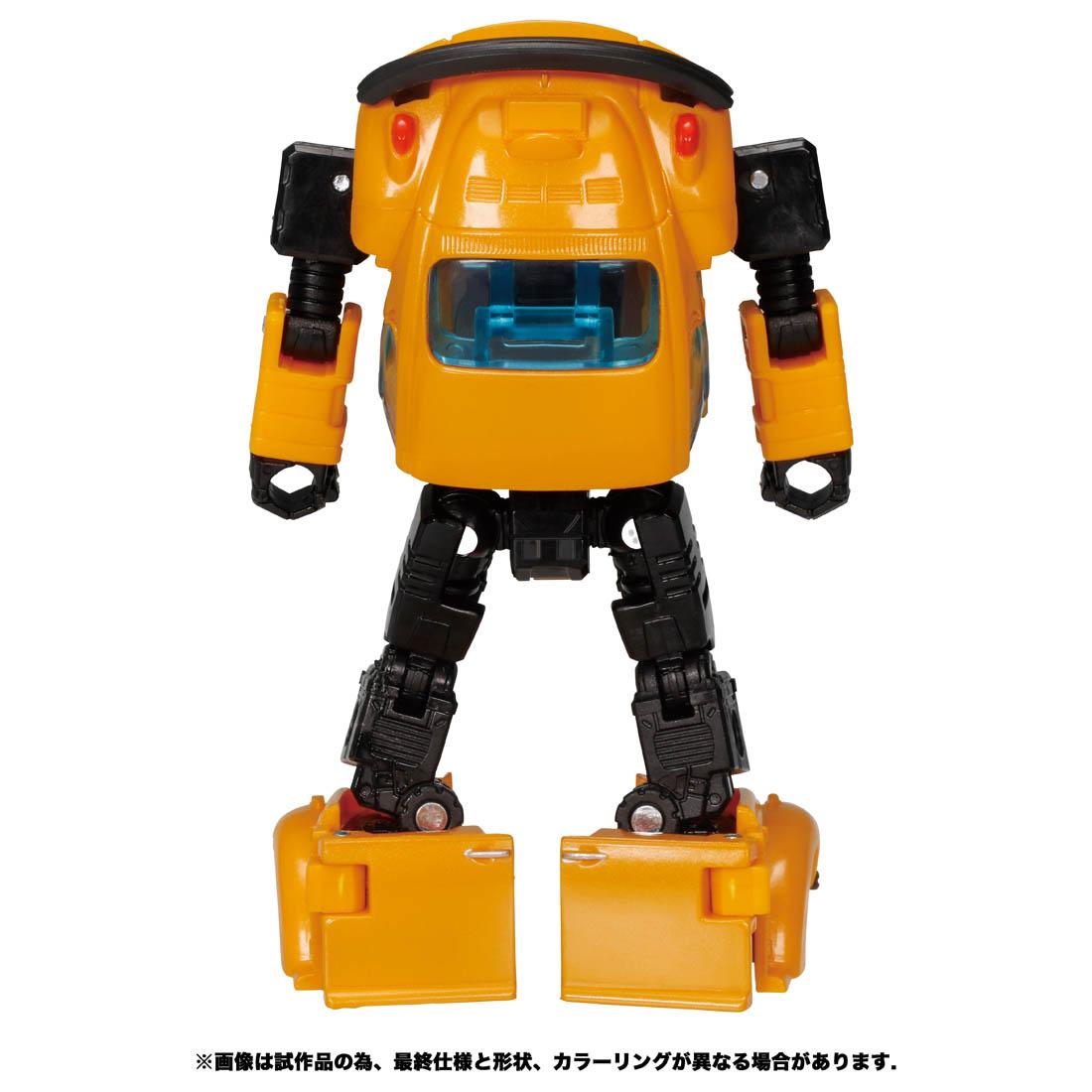 トランスフォーマー ウォーフォーサイバトロン『WFC-09 バンブルビー』可変可動フィギュア-005