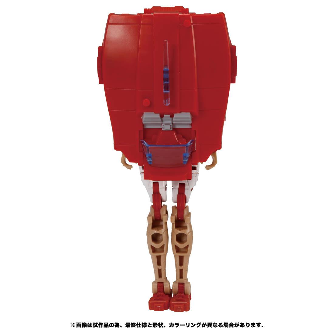 トランスフォーマー ウォーフォーサイバトロン『WFC-10 エリータ-1』可変可動フィギュア-005