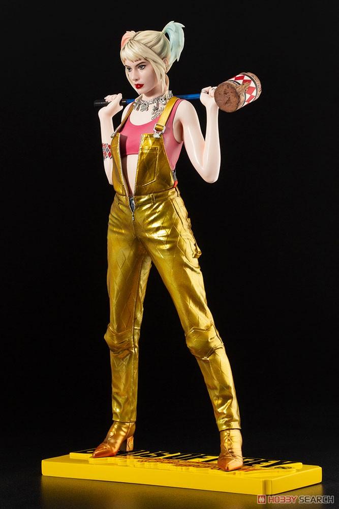 ARTFX DC UNIVERSE『ハーレイ・クイン』ハーレイ・クインの華麗なる覚醒 1/7 完成品フィギュア-003
