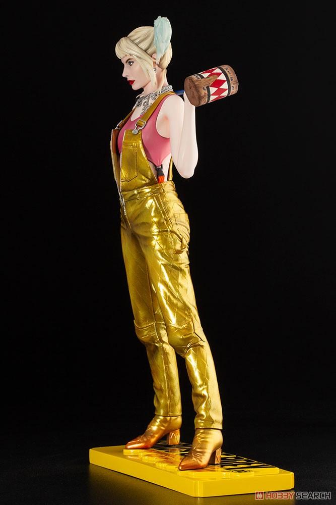 ARTFX DC UNIVERSE『ハーレイ・クイン』ハーレイ・クインの華麗なる覚醒 1/7 完成品フィギュア-004
