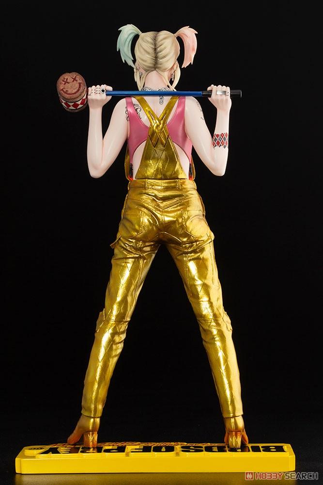 ARTFX DC UNIVERSE『ハーレイ・クイン』ハーレイ・クインの華麗なる覚醒 1/7 完成品フィギュア-006