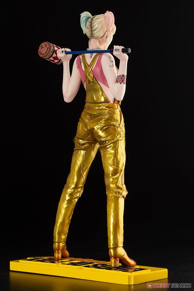 ARTFX DC UNIVERSE『ハーレイ・クイン』ハーレイ・クインの華麗なる覚醒 1/7 完成品フィギュア-007
