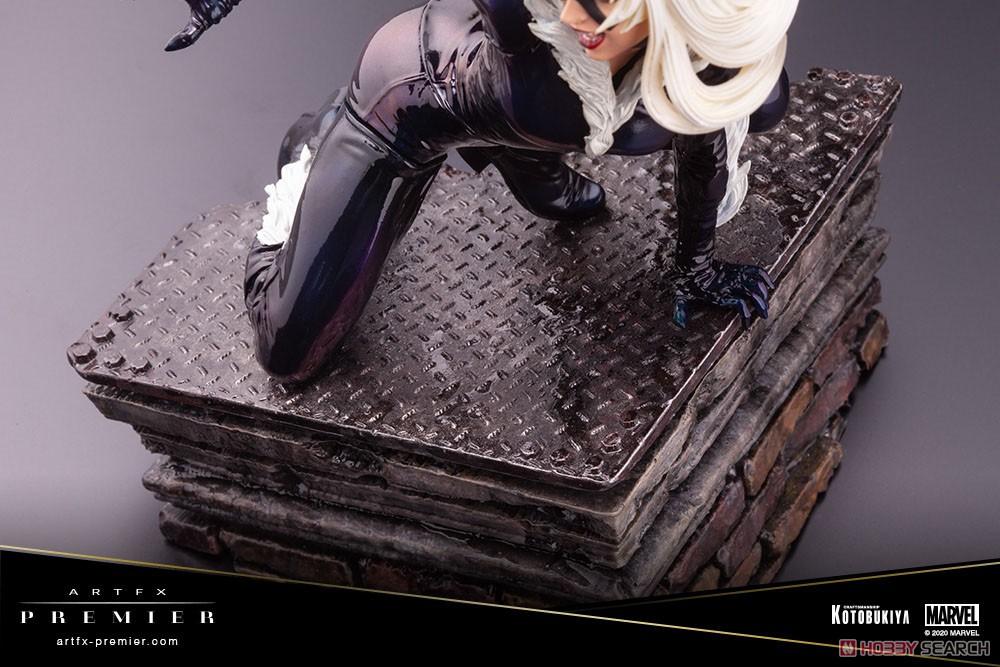 ARTFX PREMIER『ブラックキャット』MARVEL UNIVERSE 1/10 簡易組立キット-011