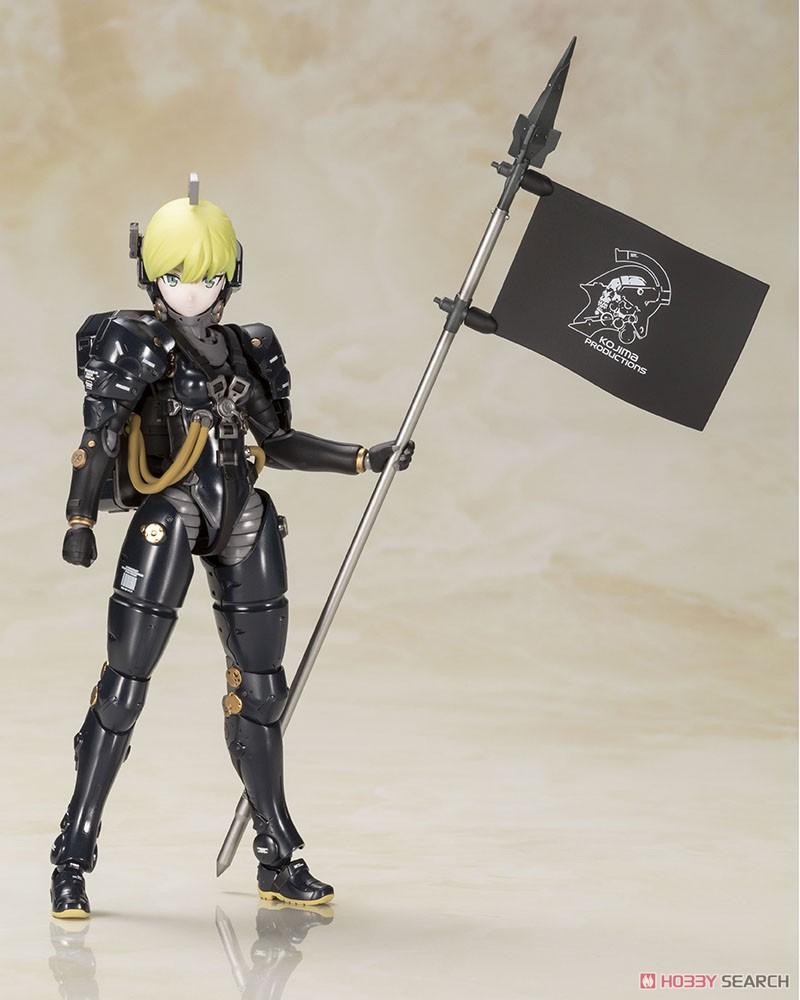 コジマプロダクション『ルーデンス Black Ver.』プラモデル-001