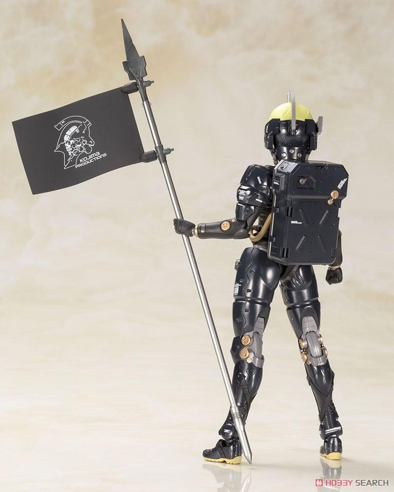 コジマプロダクション『ルーデンス Black Ver.』プラモデル-002