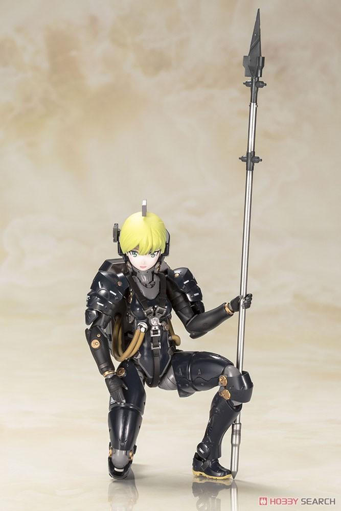 コジマプロダクション『ルーデンス Black Ver.』プラモデル-004