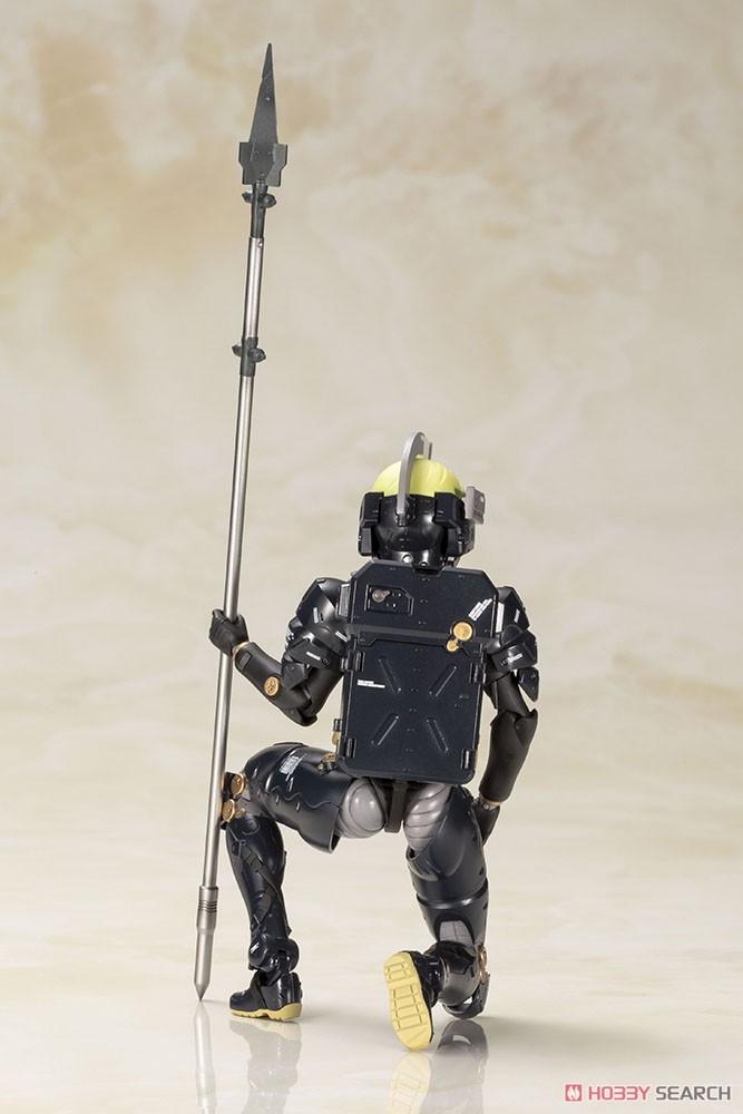 コジマプロダクション『ルーデンス Black Ver.』プラモデル-005