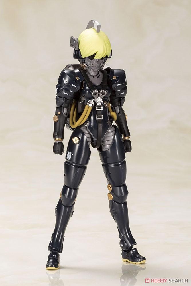 コジマプロダクション『ルーデンス Black Ver.』プラモデル-013