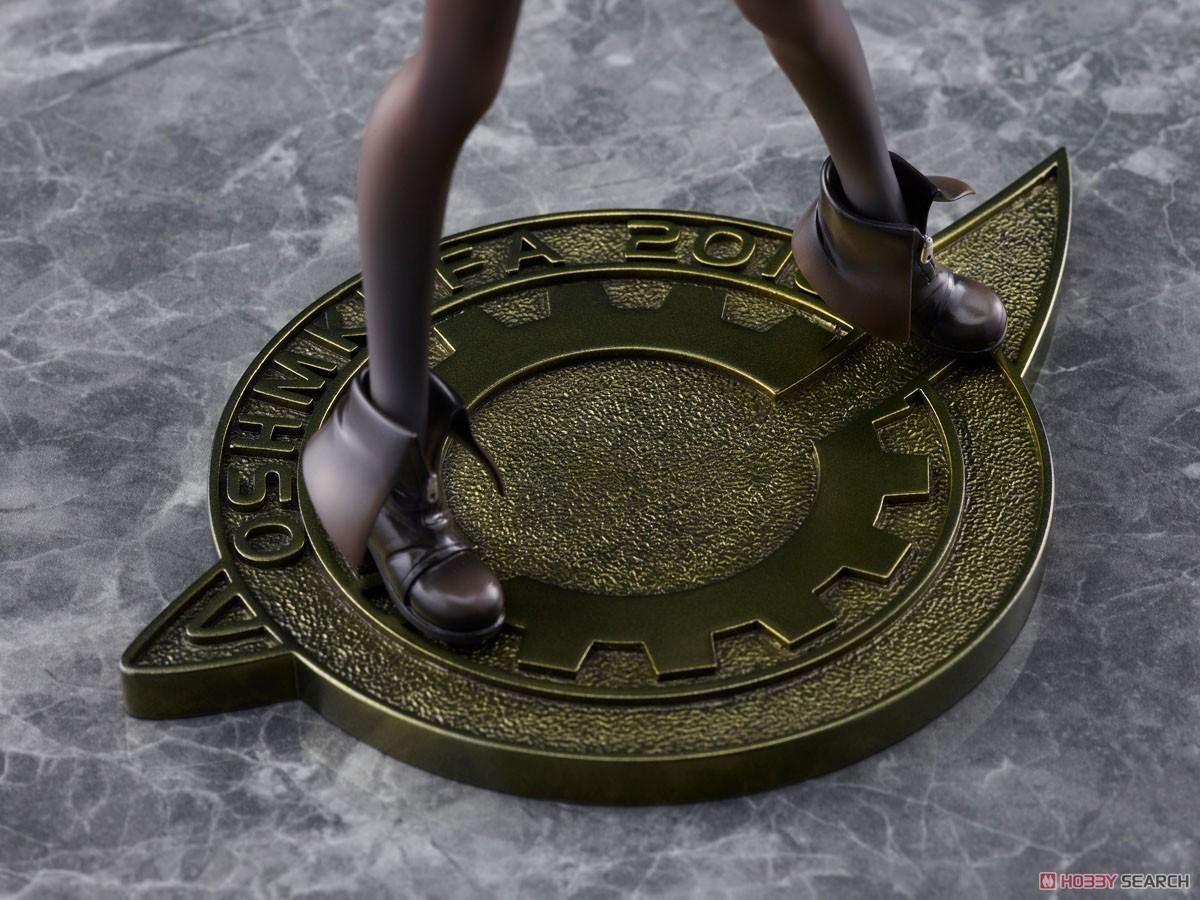 ドリームテック『牧瀬紅莉栖 白衣style』STEINS;GATE 1/7 完成品フィギュア-007