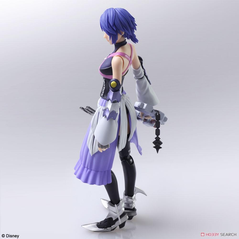 BRING ARTS『アクア』KINGDOM HEARTS III 可動フィギュア-002