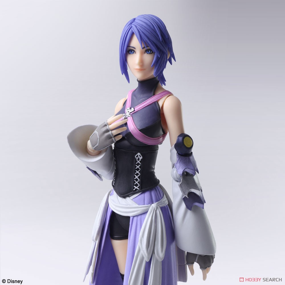 BRING ARTS『アクア』KINGDOM HEARTS III 可動フィギュア-004