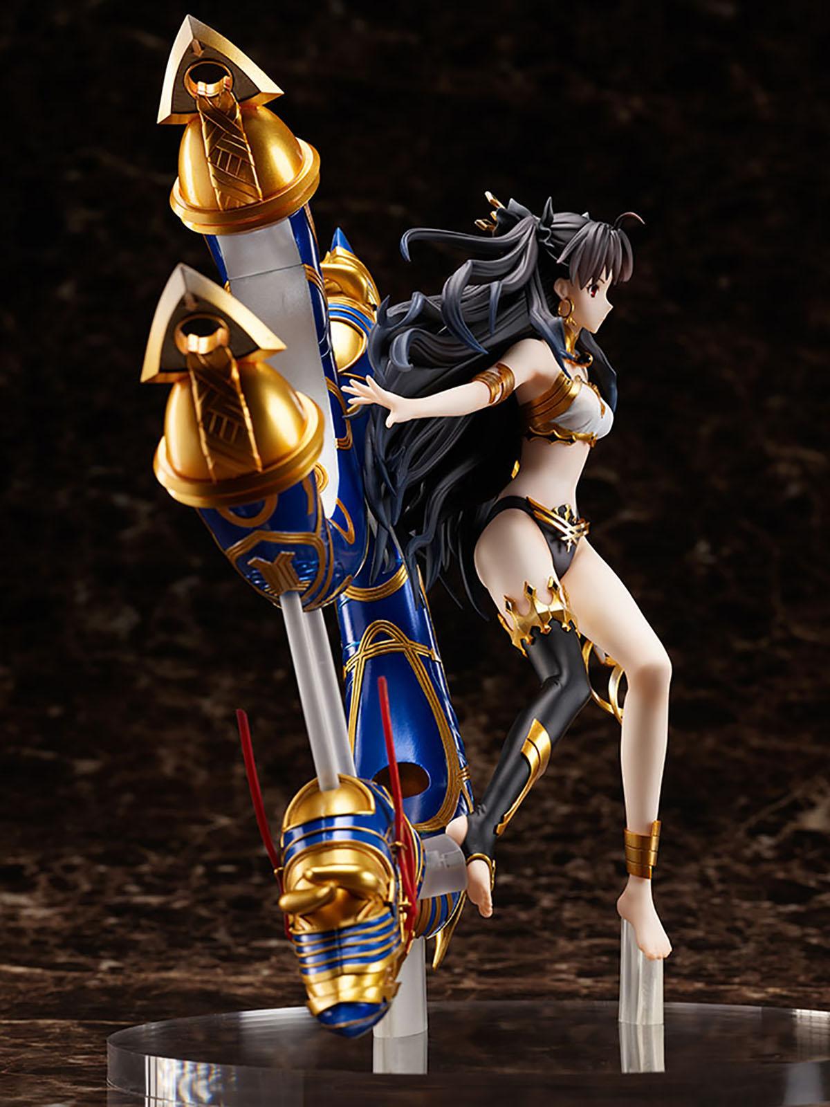 【限定販売】Fate/Grand Order『 アーチャー/イシュタル』1/7 完成品フィギュア-009