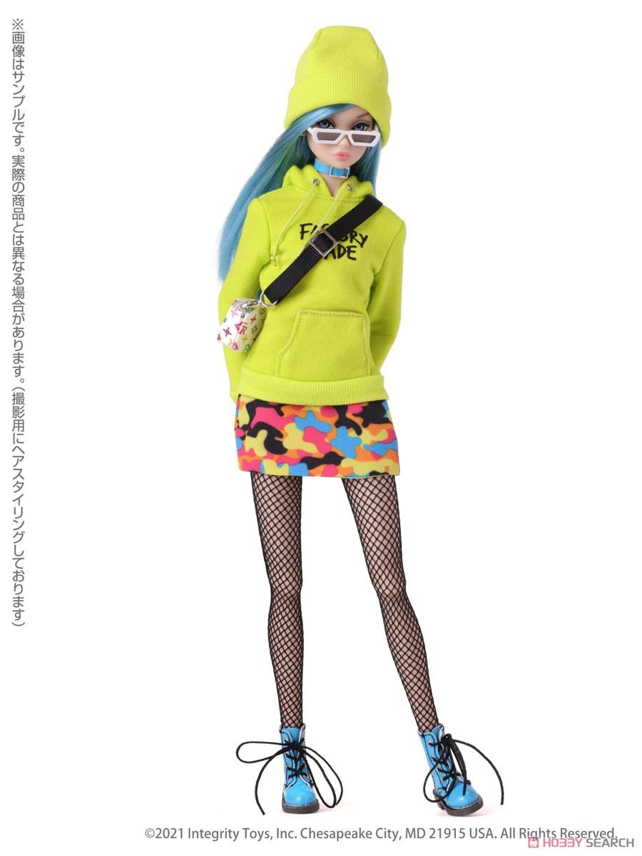 FR: Nippon™ Collection『Beast Girl Misaki Doll 81091(ビーストガール ミサキ)』完成品ドール-001