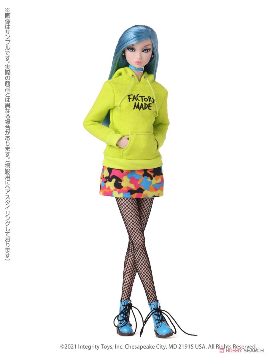 FR: Nippon™ Collection『Beast Girl Misaki Doll 81091(ビーストガール ミサキ)』完成品ドール-003