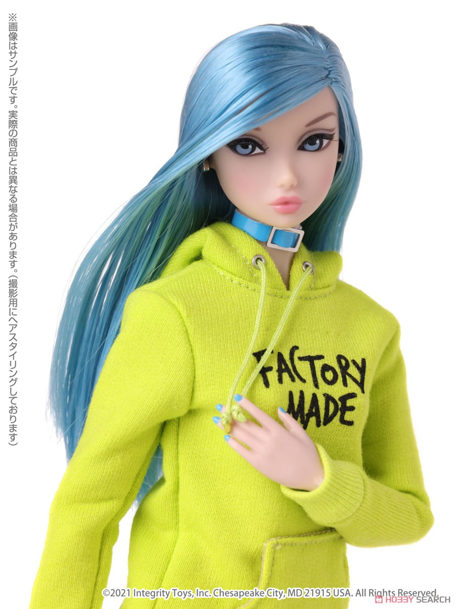 FR: Nippon™ Collection『Beast Girl Misaki Doll 81091(ビーストガール ミサキ)』完成品ドール-005