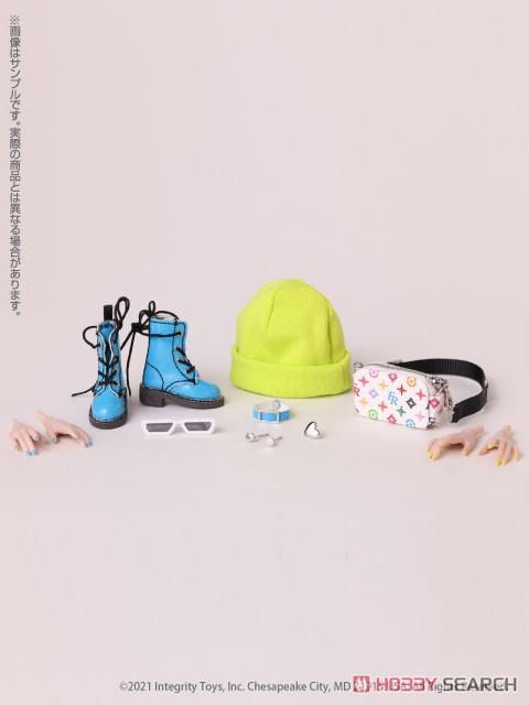 FR: Nippon™ Collection『Beast Girl Misaki Doll 81091(ビーストガール ミサキ)』完成品ドール-006