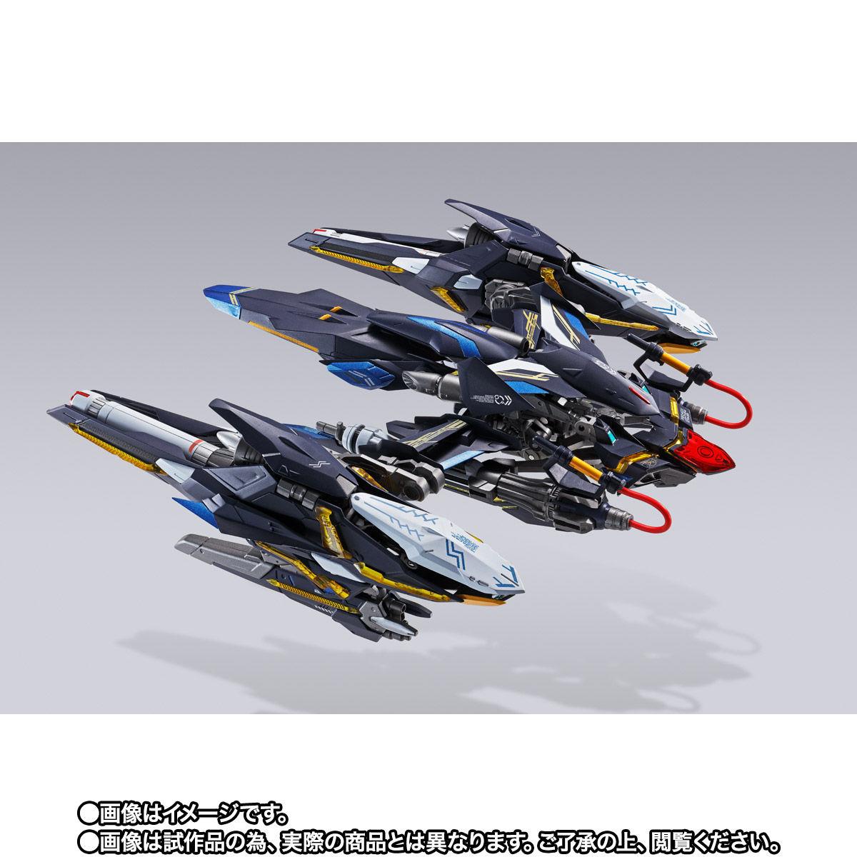 【限定販売】METAL BUILD『ライトニングストライカー』機動戦士ガンダムSEED 可動フィギュア-010