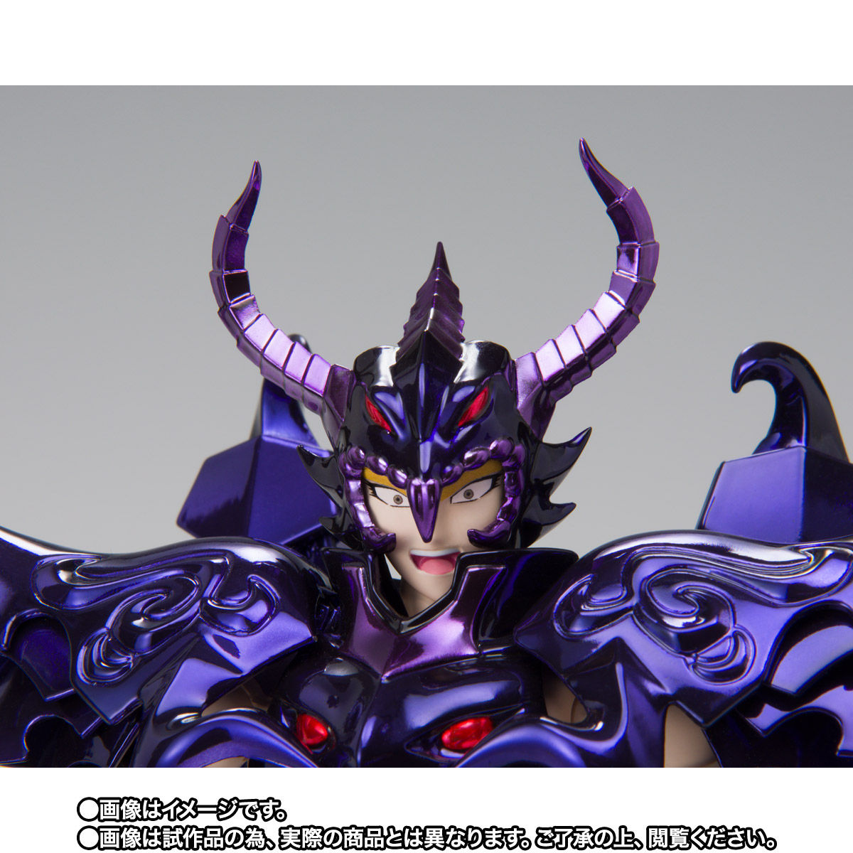 【限定販売】聖闘士聖衣神話EX『ワイバーンラダマンティス ~ORIGINAL COLOR EDITION~』可動フィギュア-008