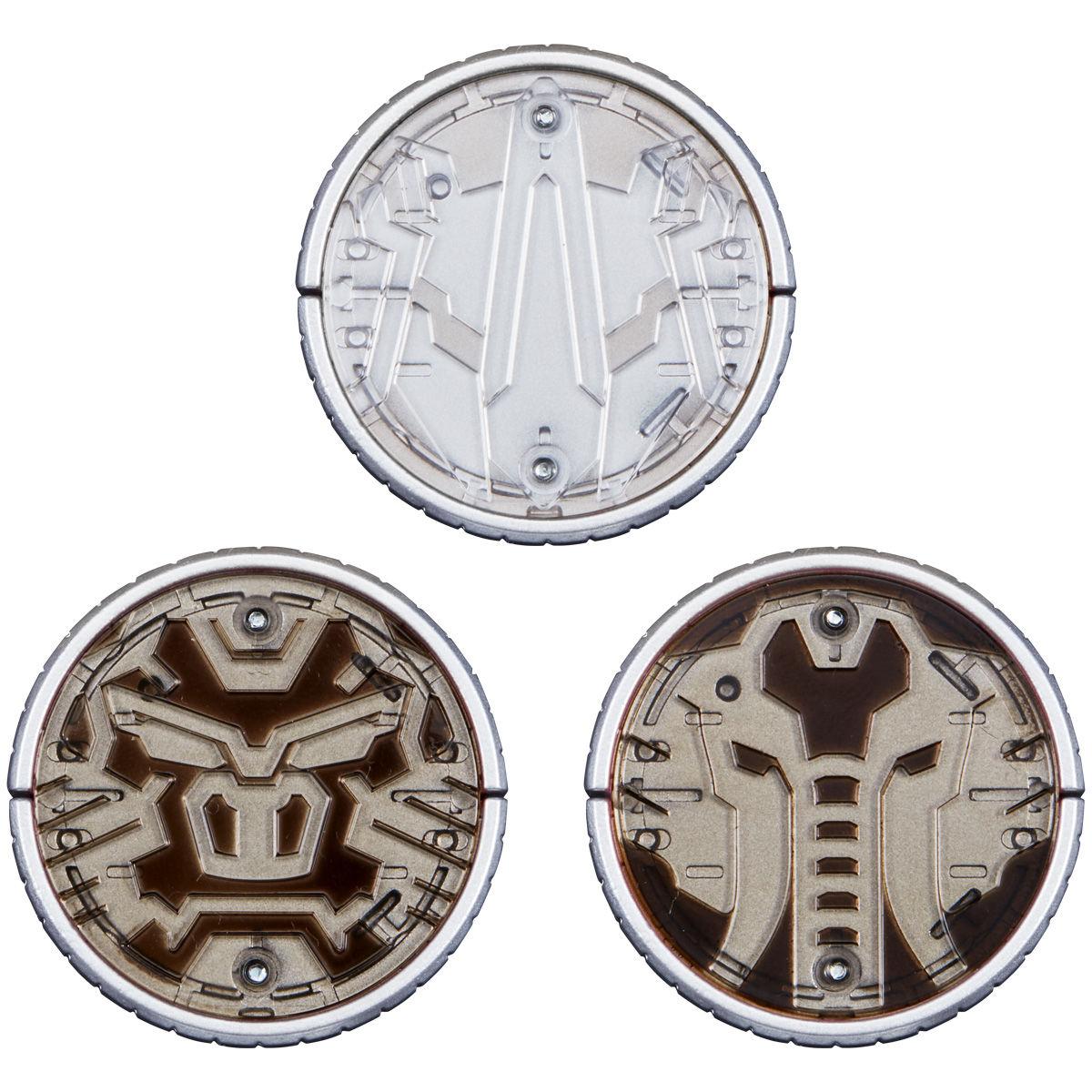 【限定販売】仮面ライダーオーズ『CSMコアメダルEXTRA』変身なりきり-004