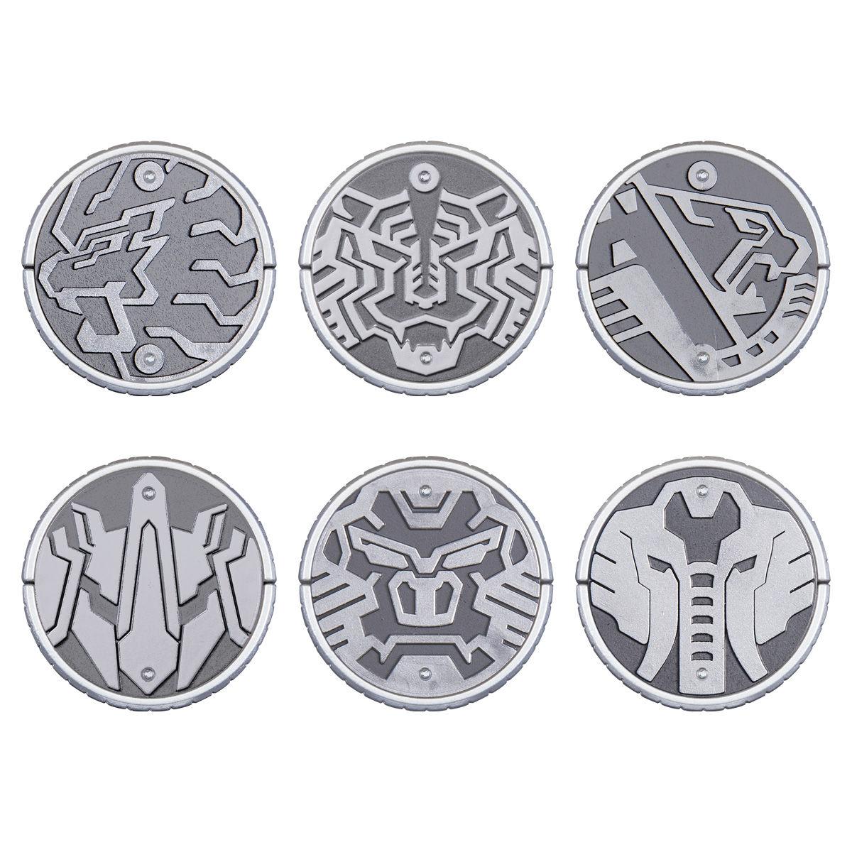 【限定販売】仮面ライダーオーズ『CSMセルメダル』変身なりきり-003