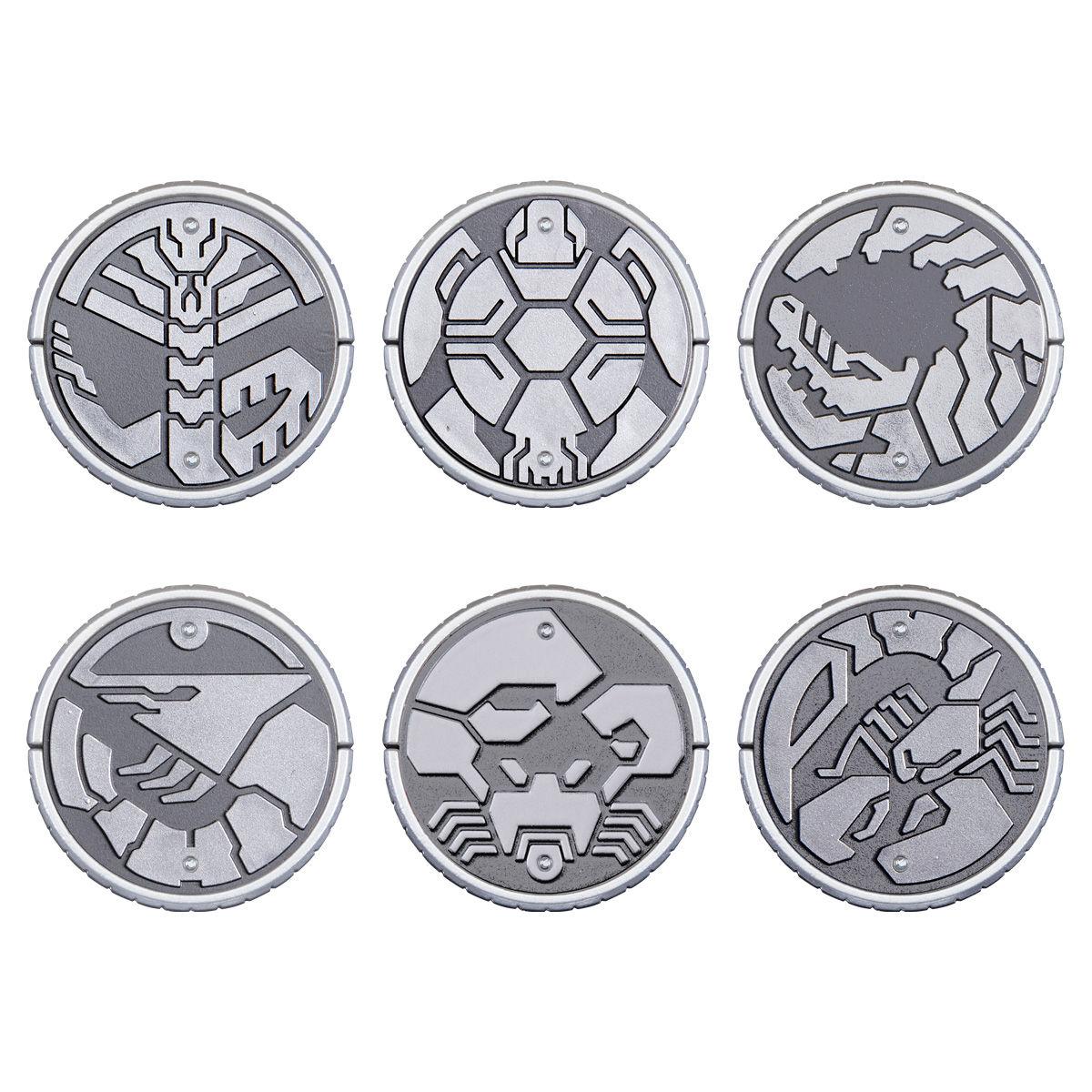 【限定販売】仮面ライダーオーズ『CSMセルメダル』変身なりきり-005