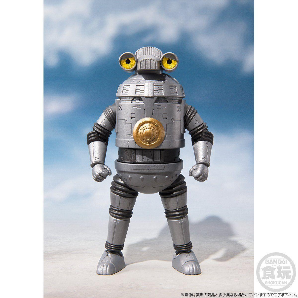 【限定販売】【食玩】ミニプラ『特空機1号セブンガー』ウルトラマンZ プラモデル-002