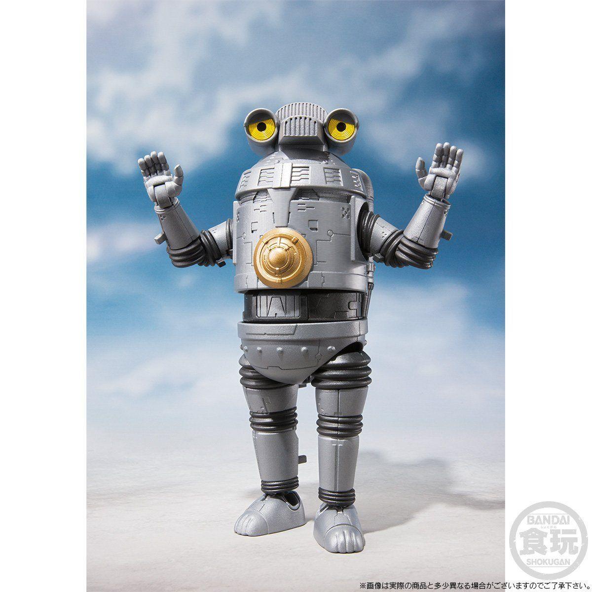 【限定販売】【食玩】ミニプラ『特空機1号セブンガー』ウルトラマンZ プラモデル-003