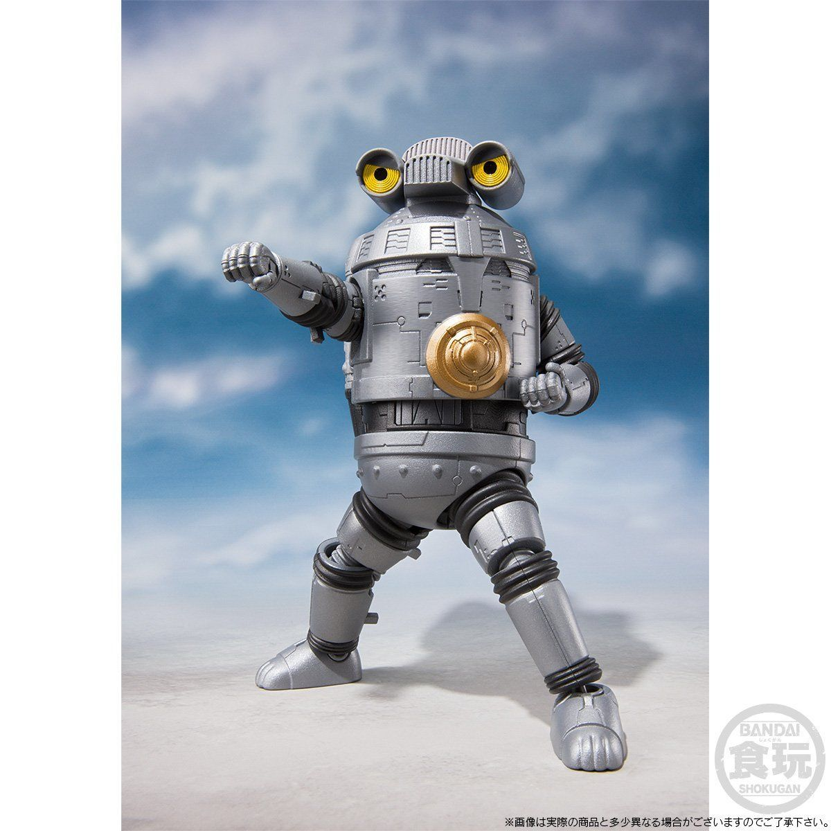 【限定販売】【食玩】ミニプラ『特空機1号セブンガー』ウルトラマンZ プラモデル-004