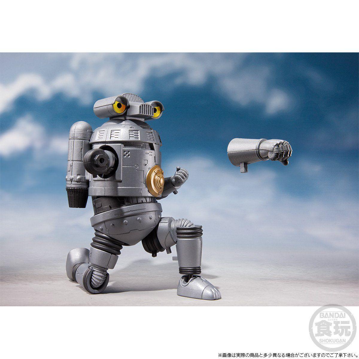 【限定販売】【食玩】ミニプラ『特空機1号セブンガー』ウルトラマンZ プラモデル-006
