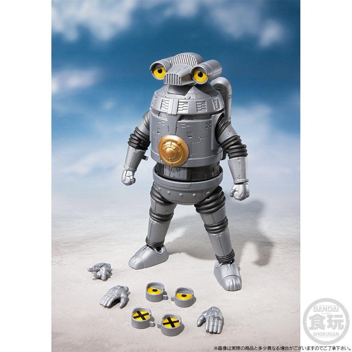 【限定販売】【食玩】ミニプラ『特空機1号セブンガー』ウルトラマンZ プラモデル-007