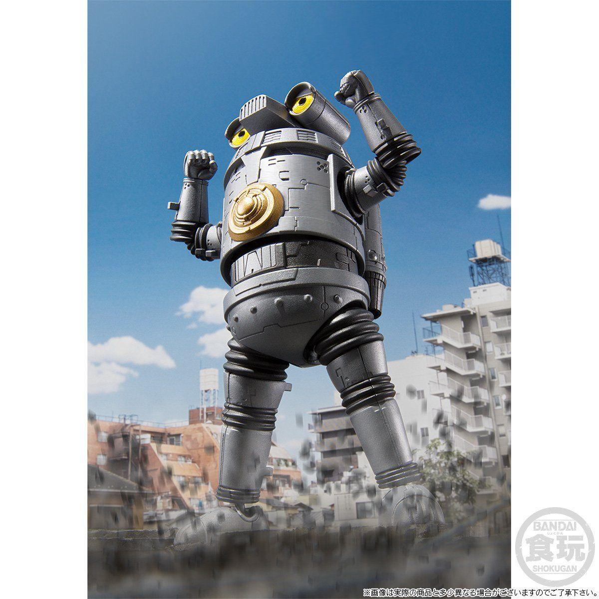 【限定販売】【食玩】ミニプラ『特空機1号セブンガー』ウルトラマンZ プラモデル-008