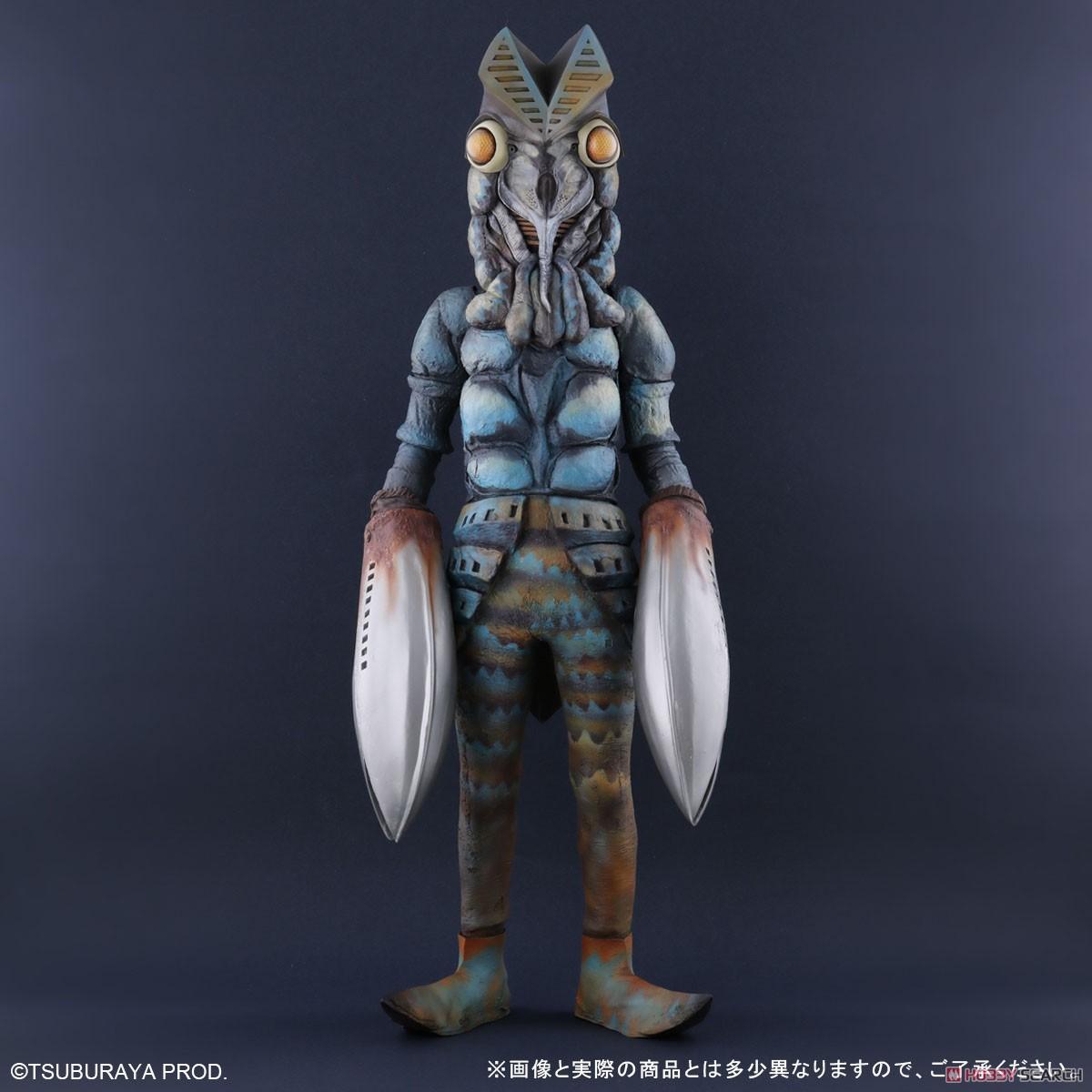 ギガンティックシリーズ『バルタン星人』ウルトラマン 完成品フィギュア-001