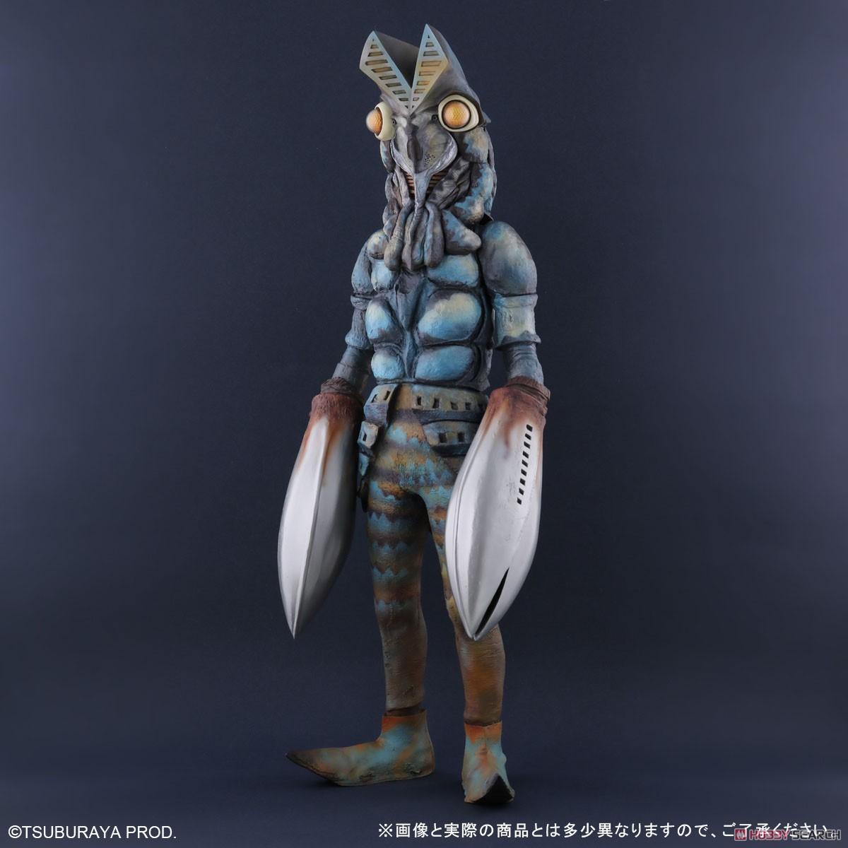 ギガンティックシリーズ『バルタン星人』ウルトラマン 完成品フィギュア-002