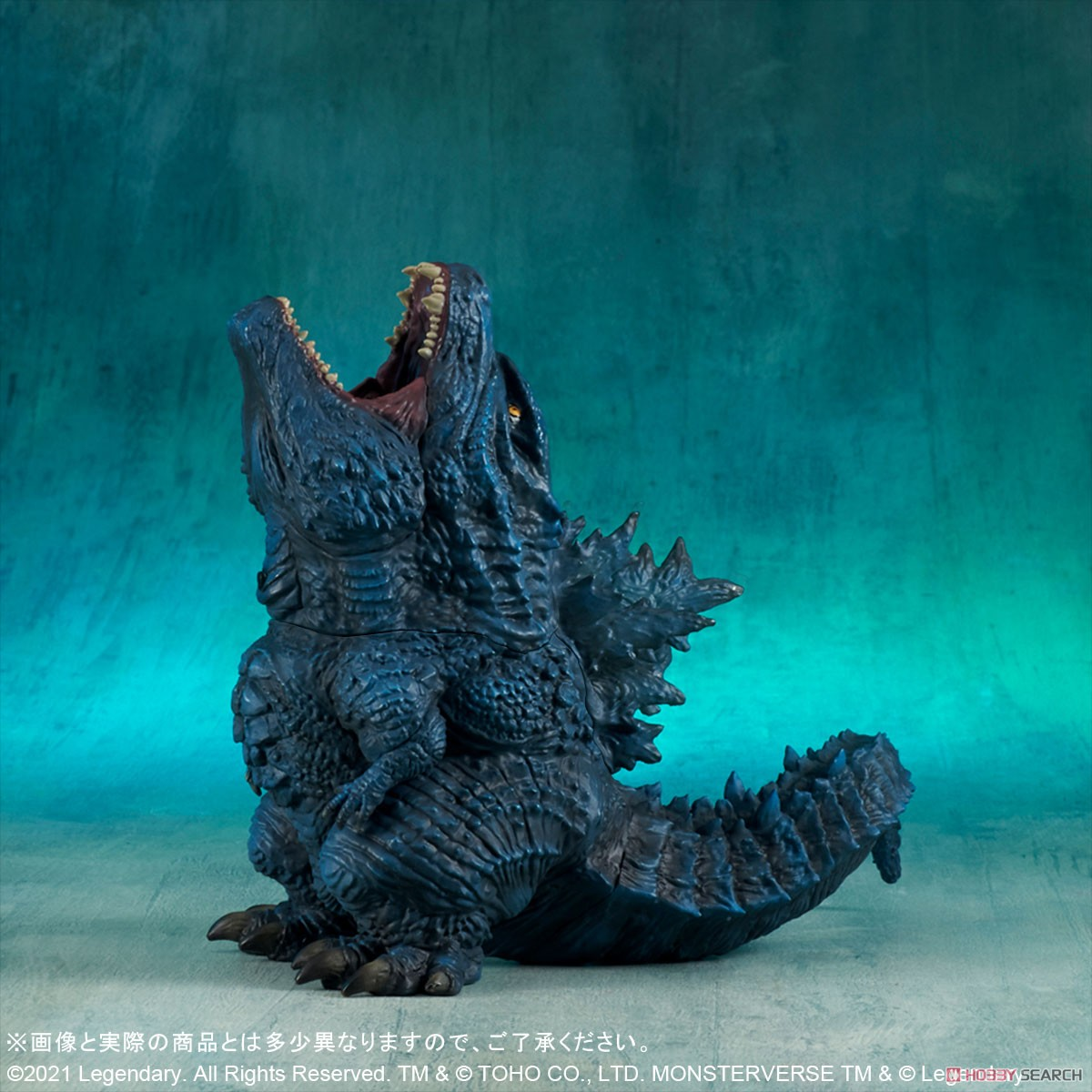 デフォリアル SFX『ゴジラ(2019)』キング・オブ・モンスターズ 完成品フィギュア-001