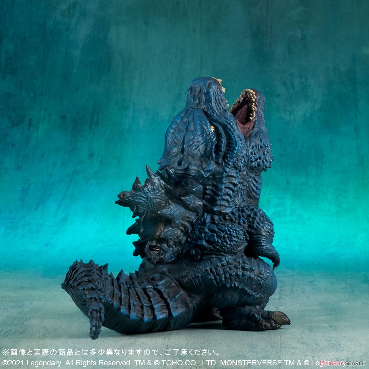デフォリアル SFX『ゴジラ(2019)』キング・オブ・モンスターズ 完成品フィギュア-002