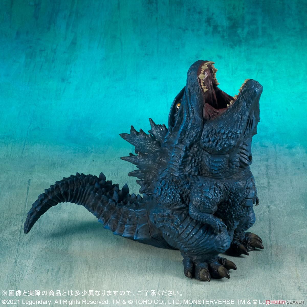 デフォリアル SFX『ゴジラ(2019)』キング・オブ・モンスターズ 完成品フィギュア-003
