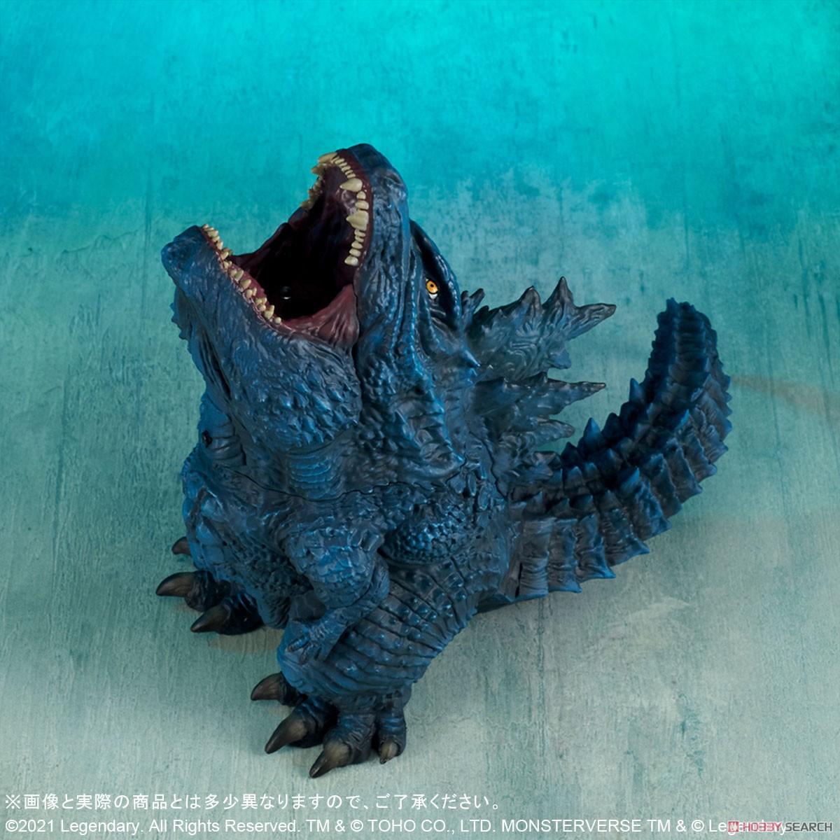 デフォリアル SFX『ゴジラ(2019)』キング・オブ・モンスターズ 完成品フィギュア-004