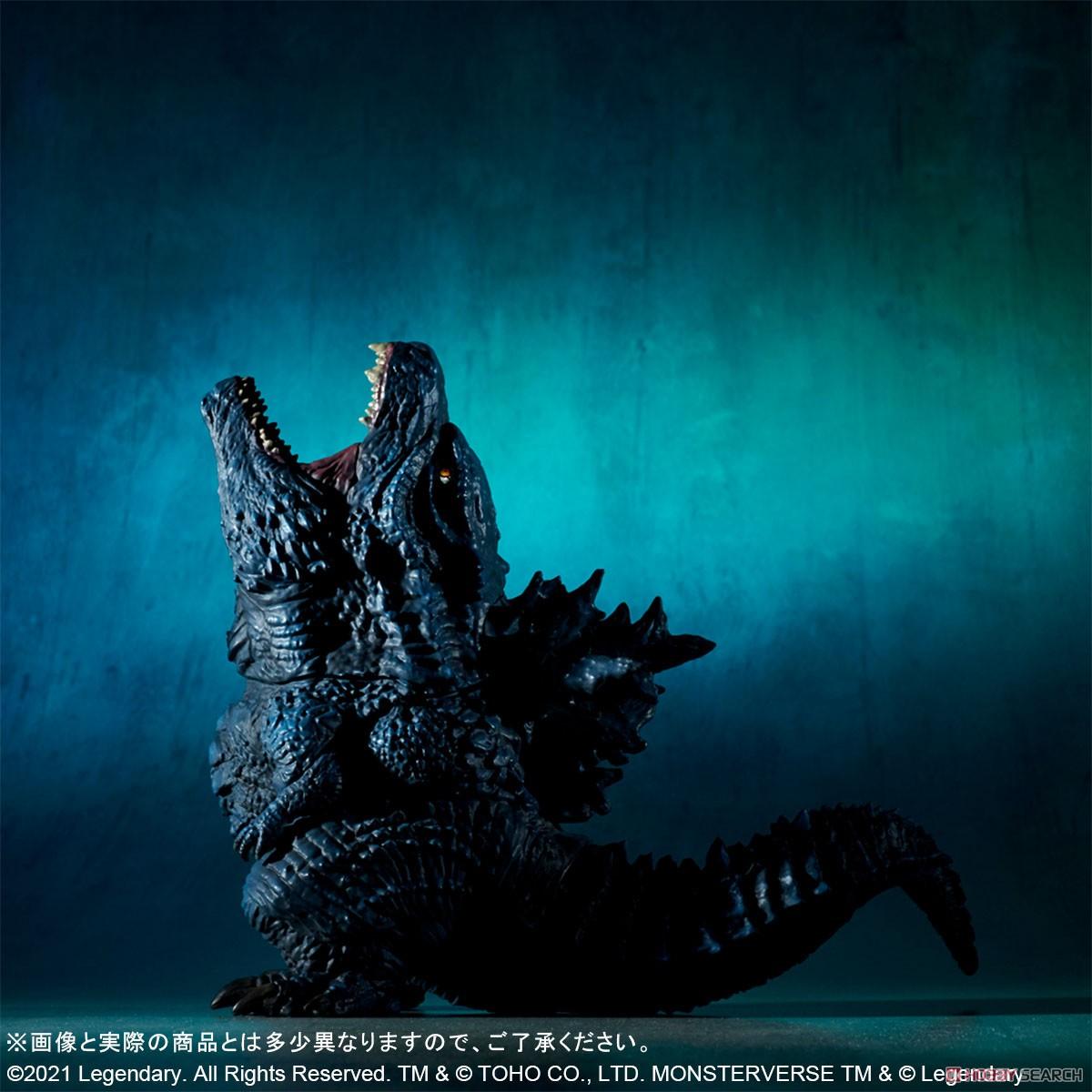 デフォリアル SFX『ゴジラ(2019)』キング・オブ・モンスターズ 完成品フィギュア-005