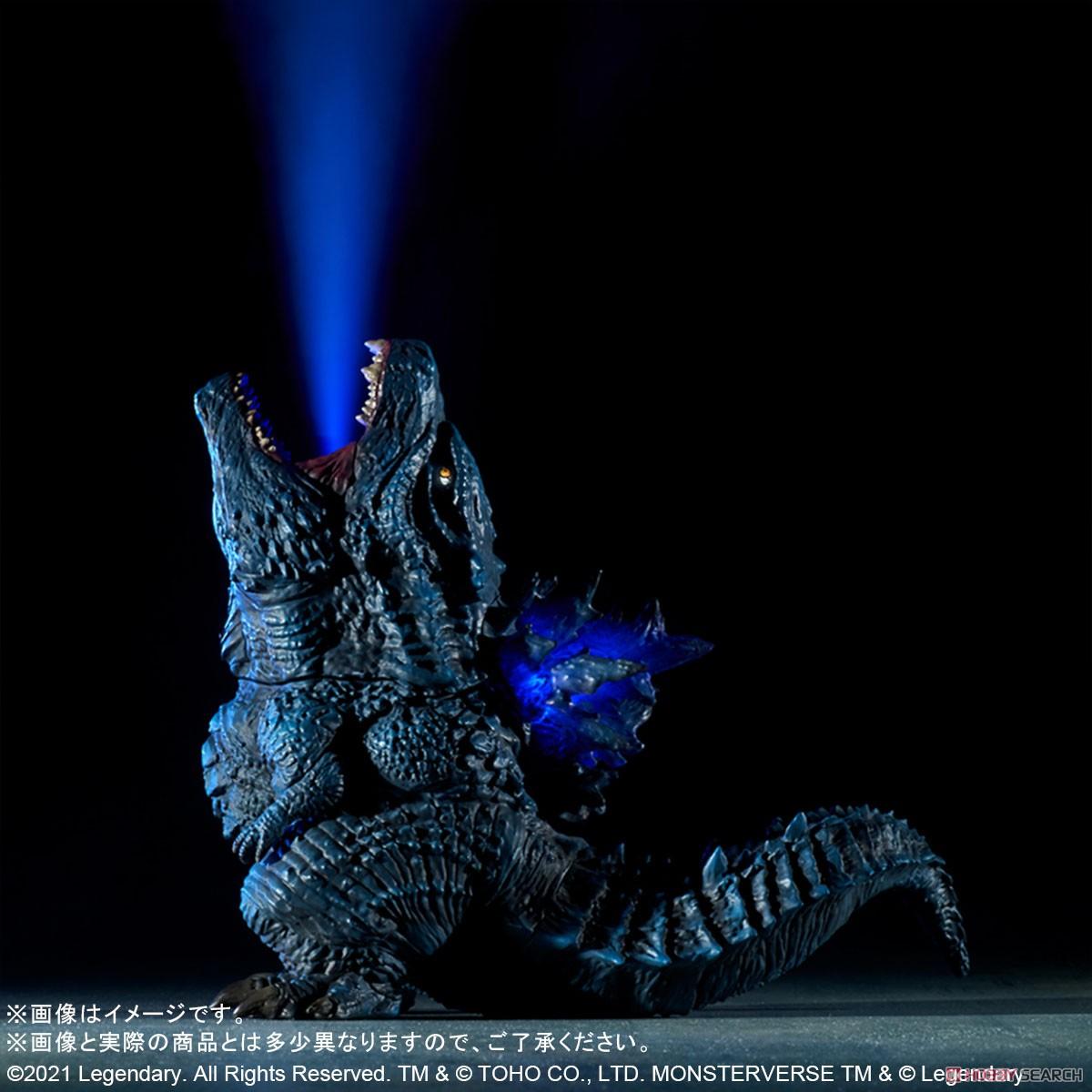 デフォリアル SFX『ゴジラ(2019)』キング・オブ・モンスターズ 完成品フィギュア-006