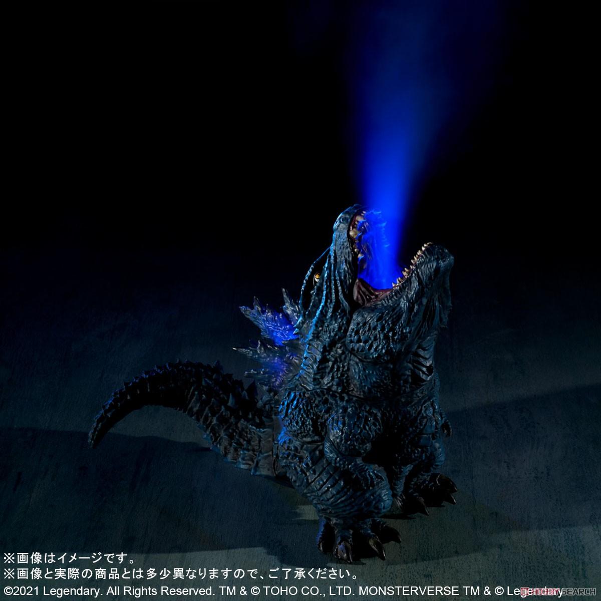 デフォリアル SFX『ゴジラ(2019)』キング・オブ・モンスターズ 完成品フィギュア-007
