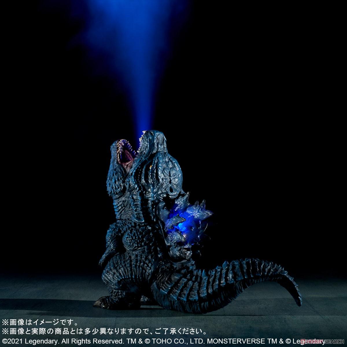 デフォリアル SFX『ゴジラ(2019)』キング・オブ・モンスターズ 完成品フィギュア-008
