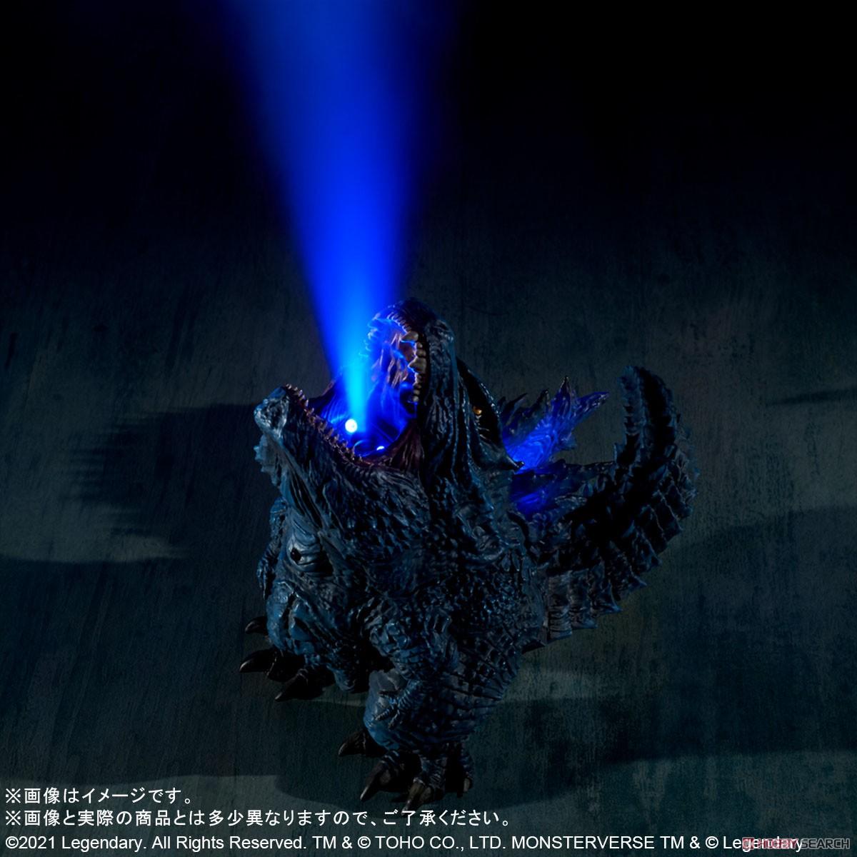 デフォリアル SFX『ゴジラ(2019)』キング・オブ・モンスターズ 完成品フィギュア-009