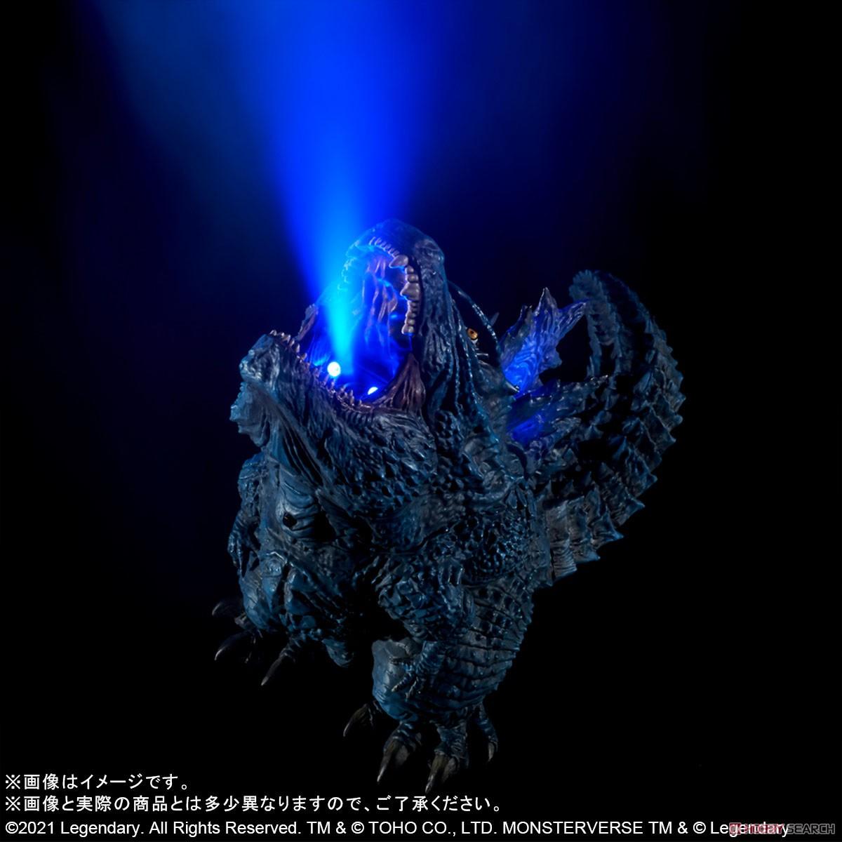 デフォリアル SFX『ゴジラ(2019)』キング・オブ・モンスターズ 完成品フィギュア-010