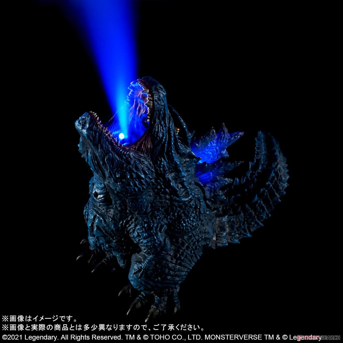 デフォリアル SFX『ゴジラ(2019)』キング・オブ・モンスターズ 完成品フィギュア-011