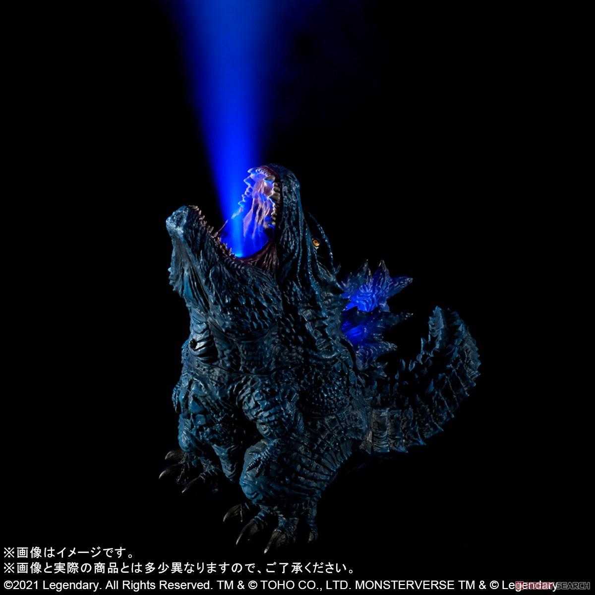 デフォリアル SFX『ゴジラ(2019)』キング・オブ・モンスターズ 完成品フィギュア-012