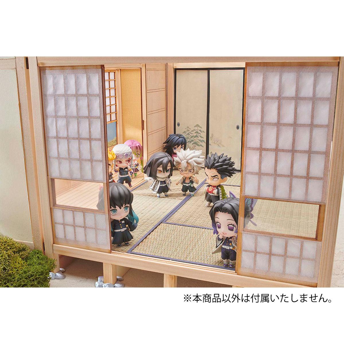 鬼滅の刃『炭治郎と柱たちマスコットセット A』デフォルメフィギュア-009