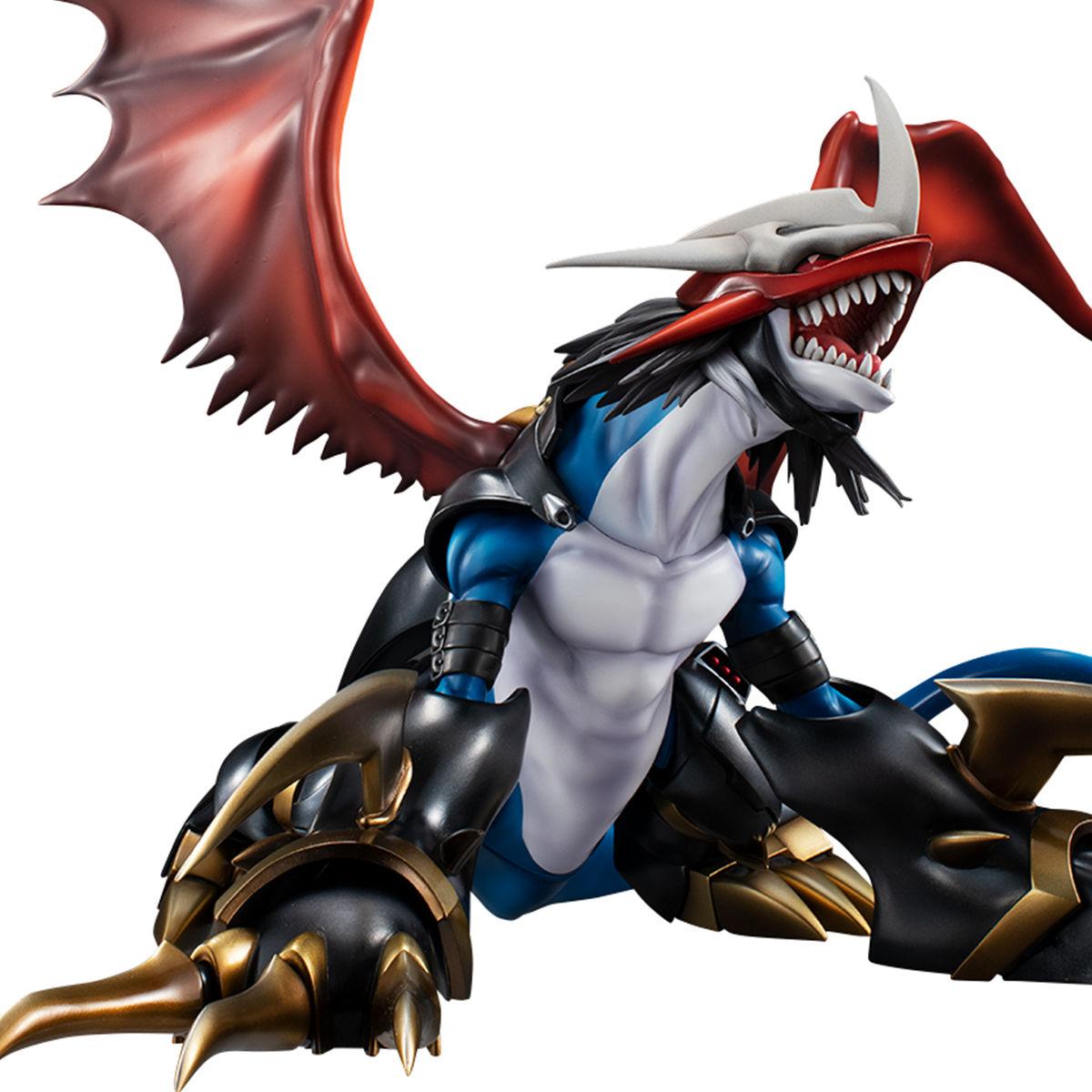 【限定販売】Precious G.E.M.シリーズ『インペリアルドラモン:ドラゴンモード』デジモンアドベンチャー02 完成品フィギュア-001