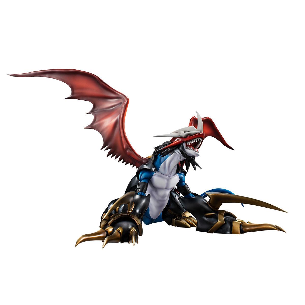 【限定販売】Precious G.E.M.シリーズ『インペリアルドラモン:ドラゴンモード』デジモンアドベンチャー02 完成品フィギュア-004