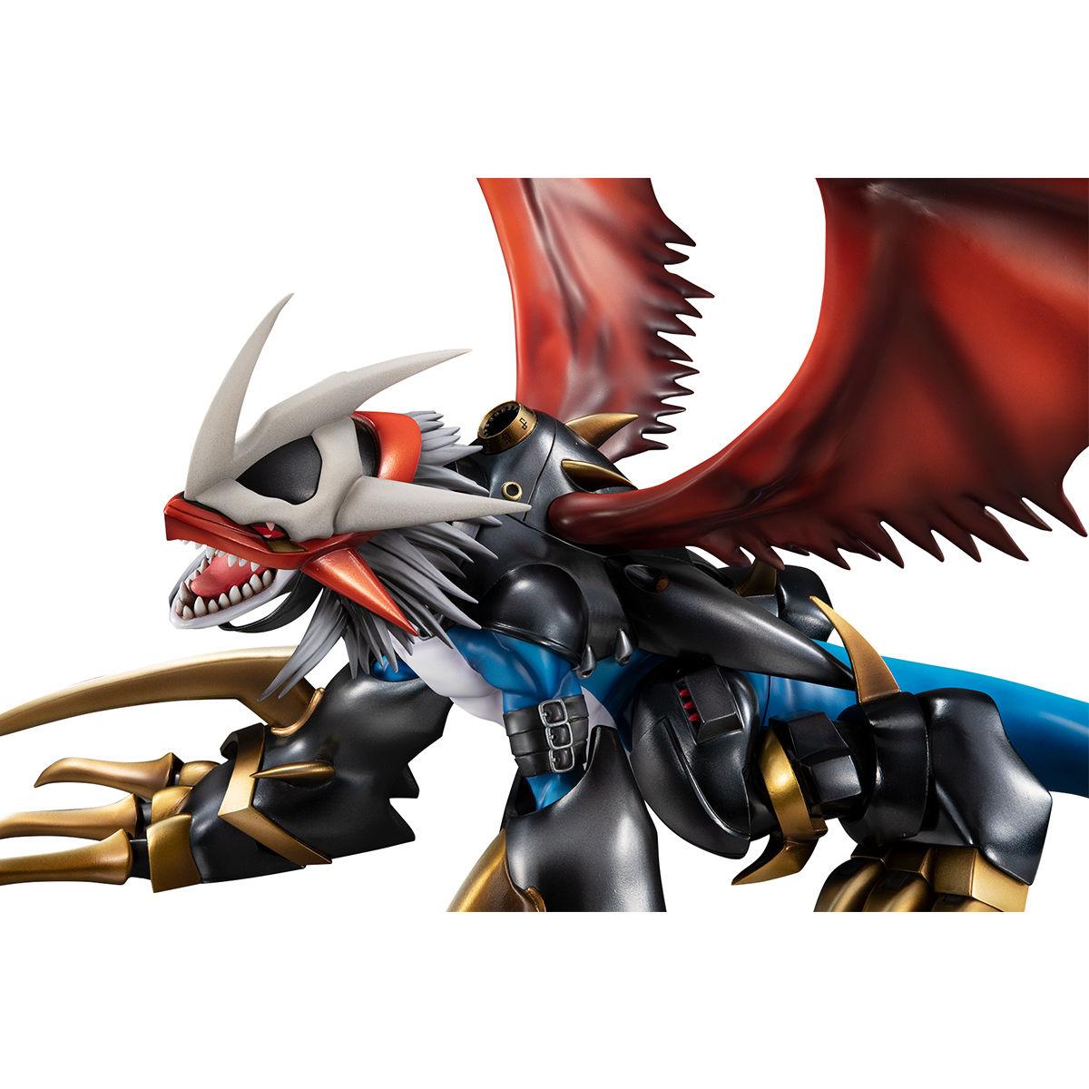 【限定販売】Precious G.E.M.シリーズ『インペリアルドラモン:ドラゴンモード』デジモンアドベンチャー02 完成品フィギュア-008
